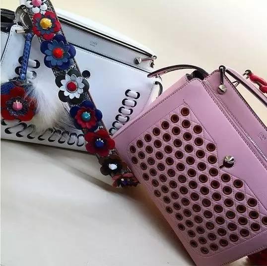 246ba72ab5e5 Perfect CP of Fashion  Fendi Dotcom Bag 2018