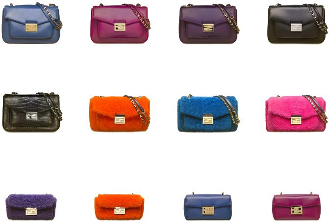 0c379aa7d055 Baguette or Bag  Fendi Baguette shoulder Bag – Fendi Peekaboo ...