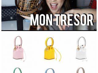 a4bc141ef003 You Need The Always Popular Accessory  Fendi Mon Tresor Bucket Bag